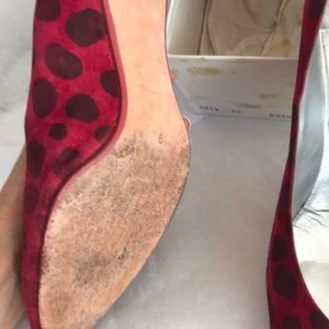 4fda2db1205 Andrea Pfister for I. Magnin Shoes - Andrea Pfister Vintage Couture Heels